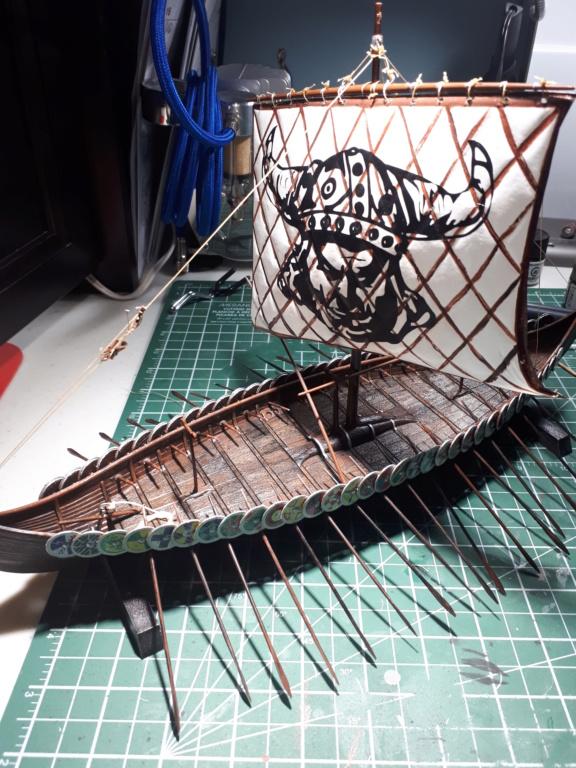 Bateau viking revell 1:50 - Page 2 20190612