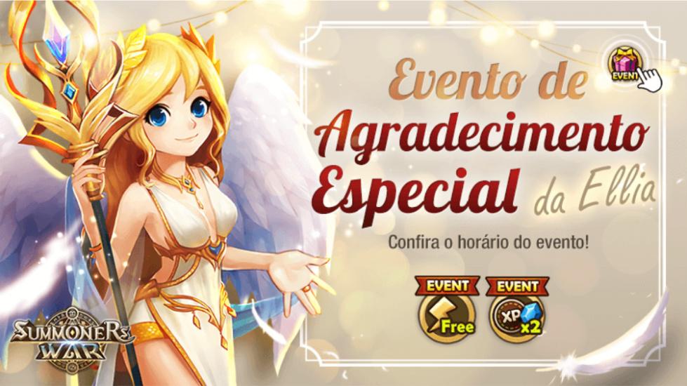[EVENTO] AGRADECIMENTO ESPECIAL DA ELLIA Evento10