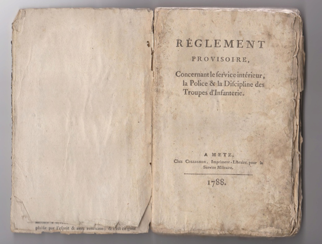 Document militaire de 1788 00138