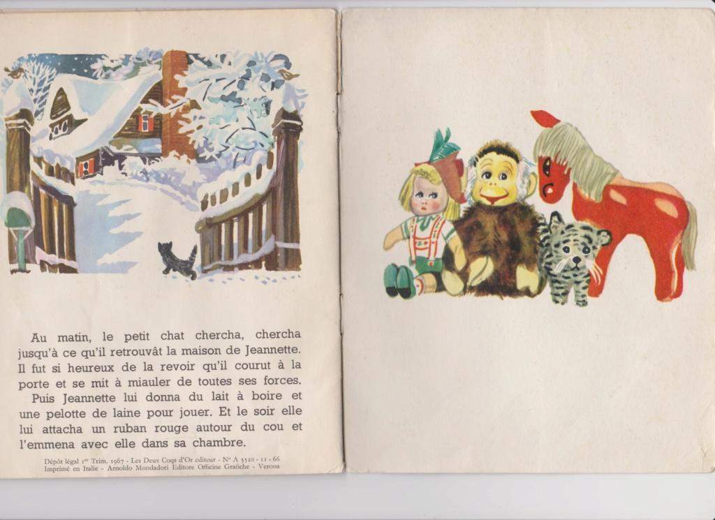 Un Petit Livre D'Or - comparaison d'éditions 001_811