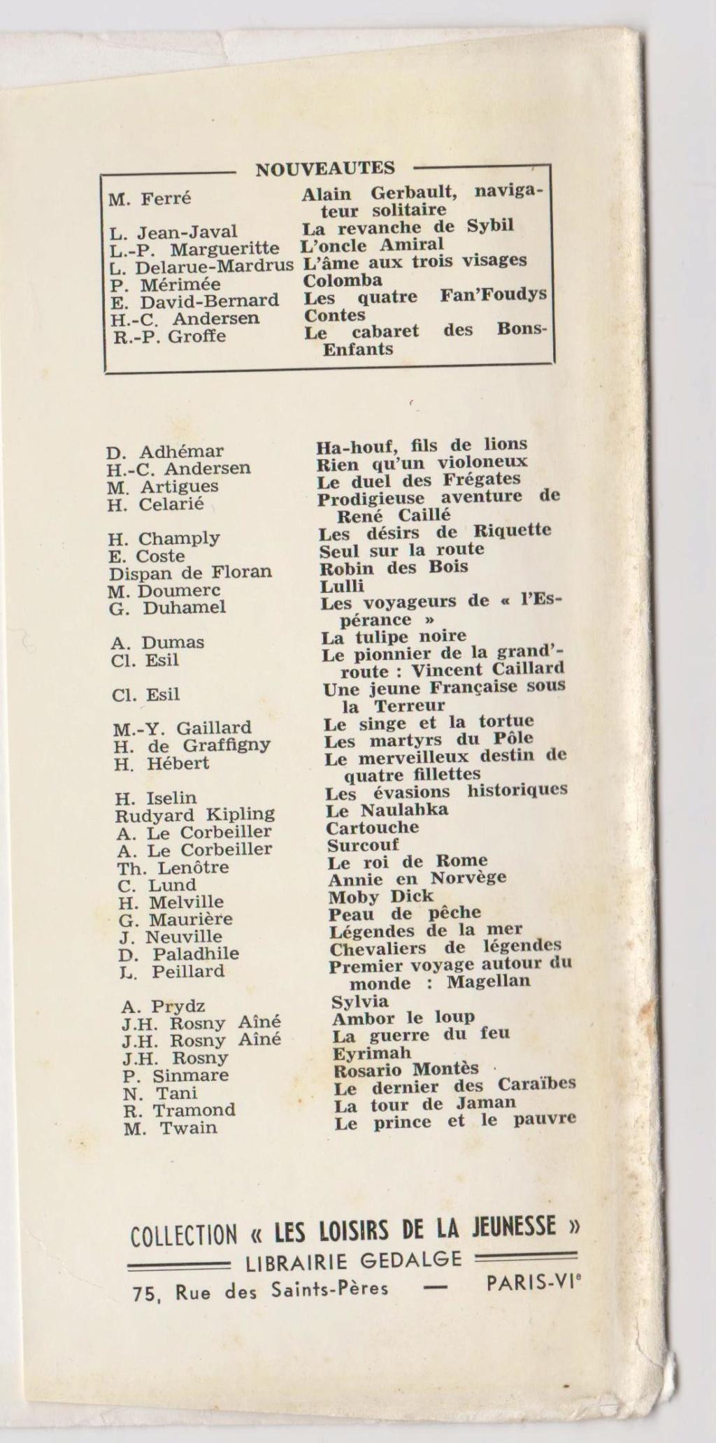 Bibliothèque de la jeunesse. - Page 6 00233