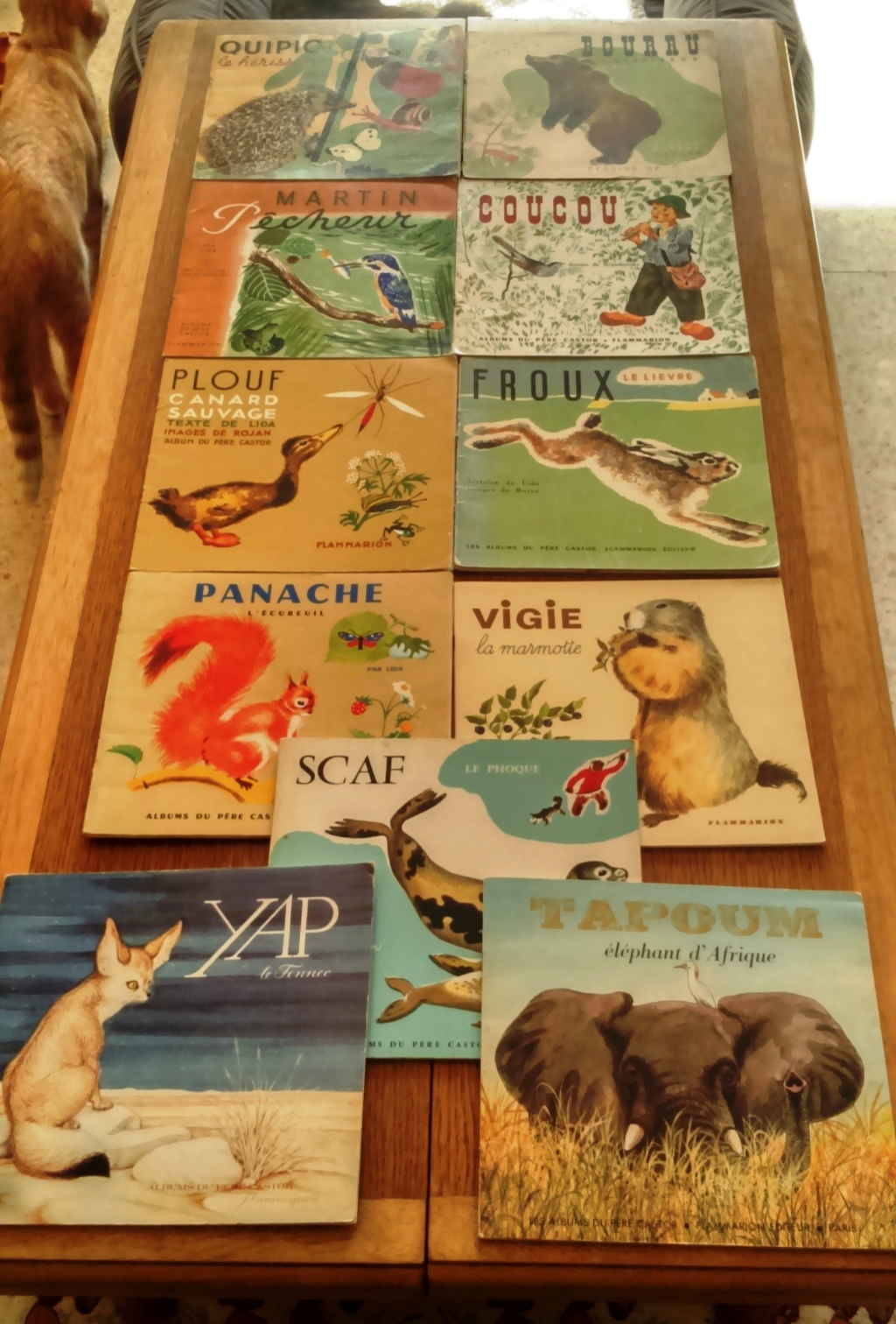 Collections achevées !!! - Page 7 00811