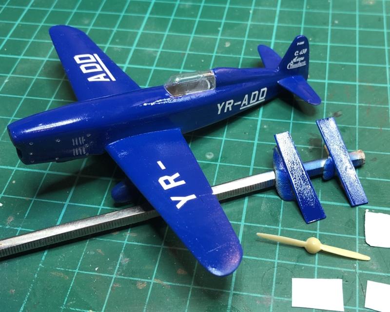 Caudron C-430 - FSC Dujin - 1/72 Eabf7410