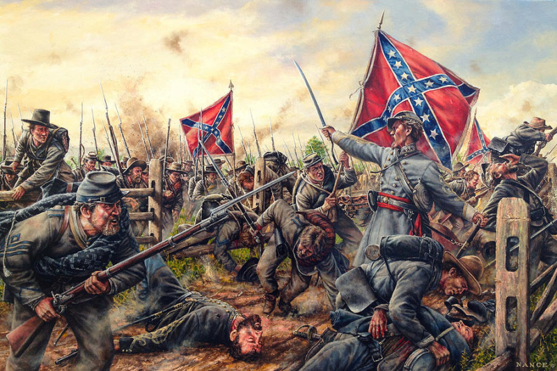 "Gettysburg Badges of courage scenario ""Sickles ' Folly"" 2 july 4pm 14870010"