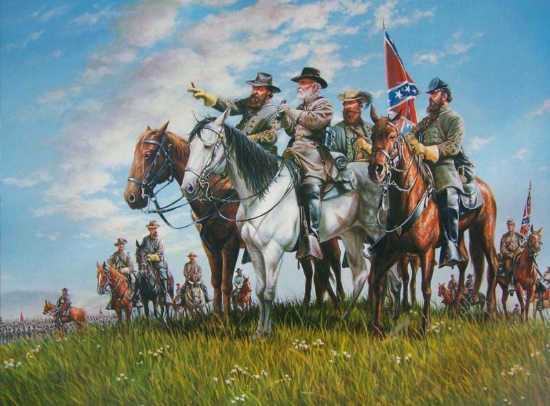 """CR Longstreet attacks """"Hammerin' Sickles"""" scenario 19610"""