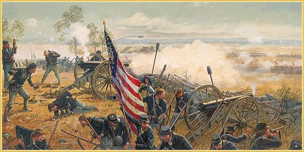 [CR] In Magnificent style: Pickett's charge, Gettysburg 2e797810
