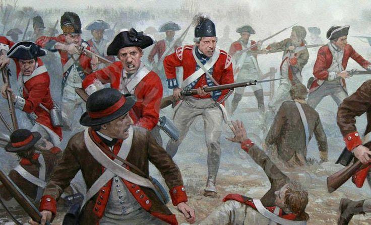 CR Saratoga 1777 de Worthington games 3c9bda10