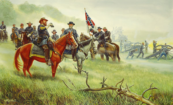 [CR] In Magnificent style: Pickett's charge, Gettysburg 413_210