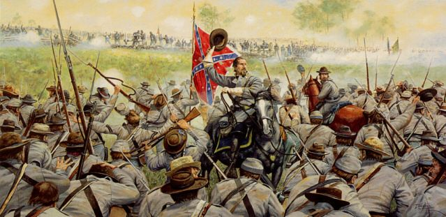 [CR] In Magnificent style: Pickett's charge, Gettysburg 48ab8810