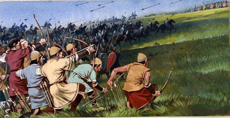 CR Hastings, 1066 de Richard Berg 4b25bc10