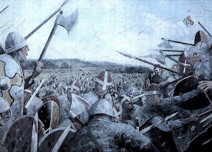 CR Hastings, 1066 de Richard Berg 566ac010