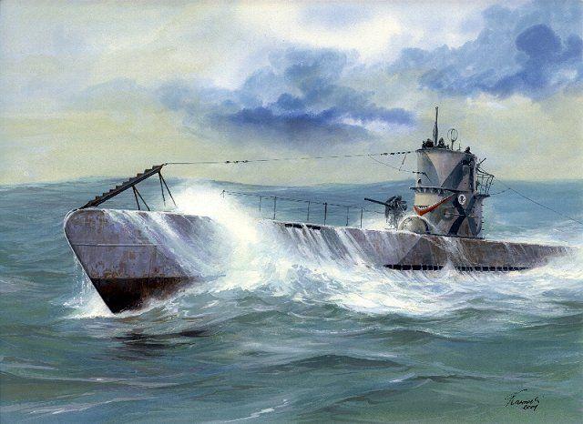 CR The hunters German U Boats at war 58cda210