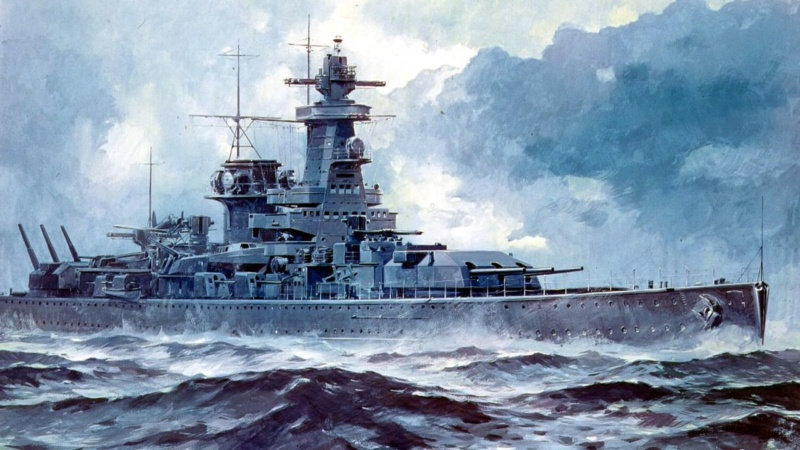 [CR] Cruise of the Graf Spee 63f05f10