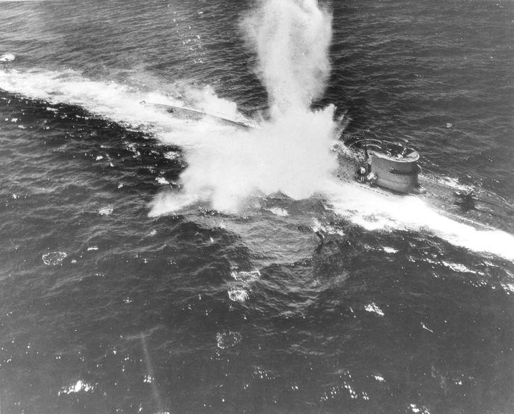 CR The hunters German U Boats at war 66ecc110