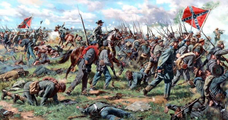 [CR] In Magnificent style: Pickett's charge, Gettysburg 6f8d7810