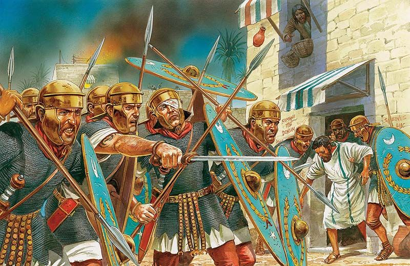 [CR] Assault on the Temple (Siege of Jerusalem, AH) 7dae4f10