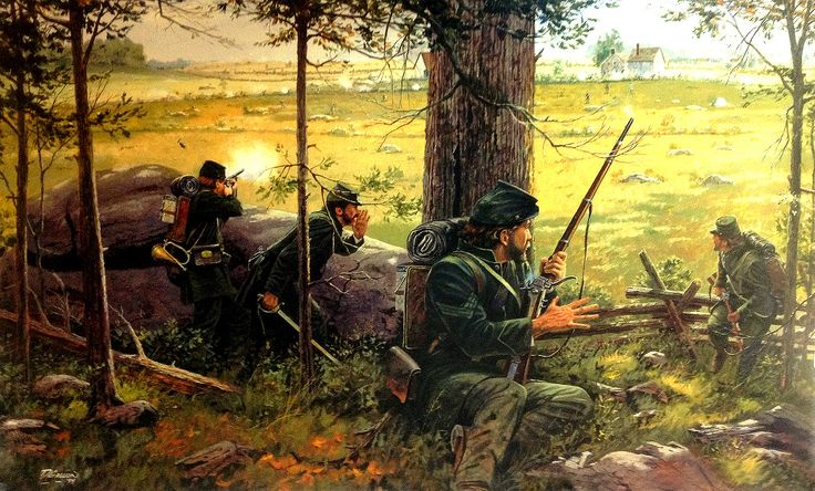 "Gettysburg Badges of courage scenario ""Sickles ' Folly"" 2 july 4pm 8d6d4610"