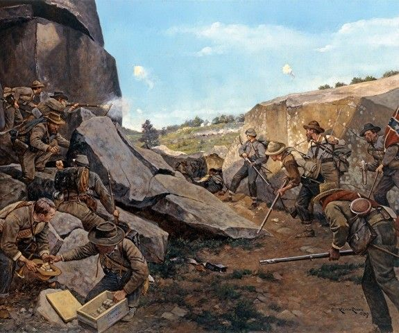 "Gettysburg Badges of courage scenario ""Sickles ' Folly"" 2 july 4pm A1b12410"