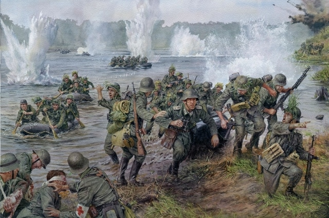 CR Operation Blue Summer 42 Eastfront II Battle10