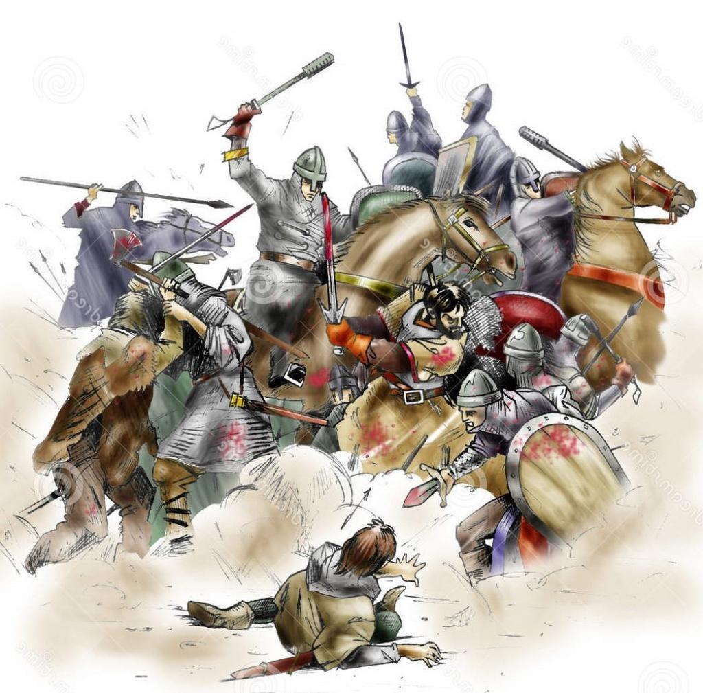 CR Hastings, 1066 de Richard Berg Battle17