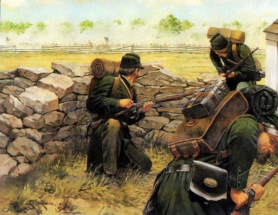 "Gettysburg Badges of courage scenario ""Sickles ' Folly"" 2 july 4pm Berdan10"