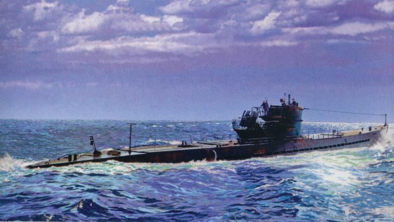 CR The hunters German U Boats at war Boat10