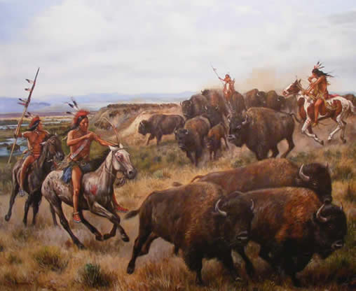 [CR] Comancheria : scénario Downfall (1800-1875) Cheyen10