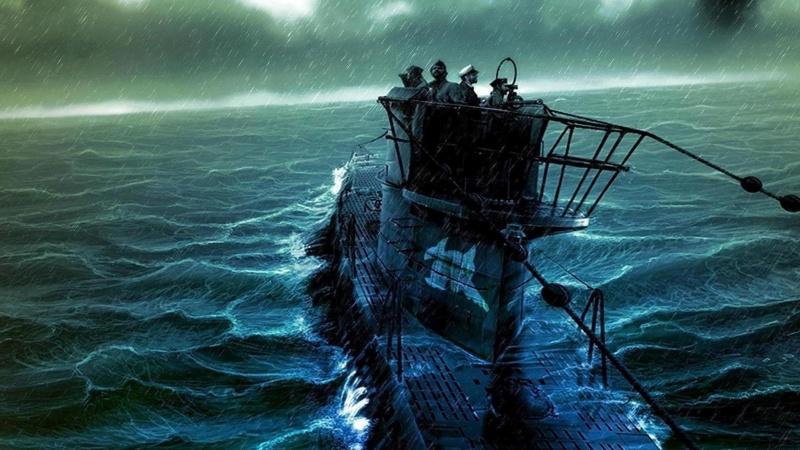 CR The hunters German U Boats at war Das-bo10