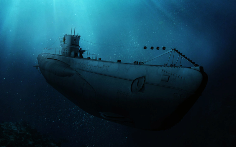 CR The hunters German U Boats at war Das_bo14