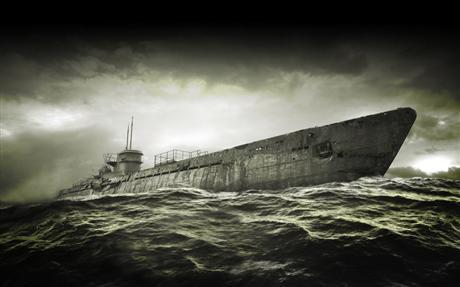 CR The hunters German U Boats at war Das_bo15