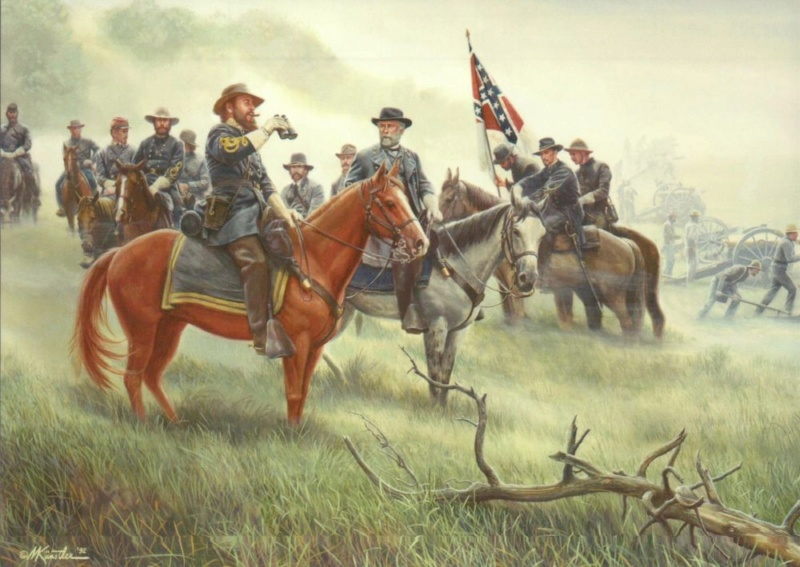 [CR] In Magnificent style: Pickett's charge, Gettysburg Dddddd13