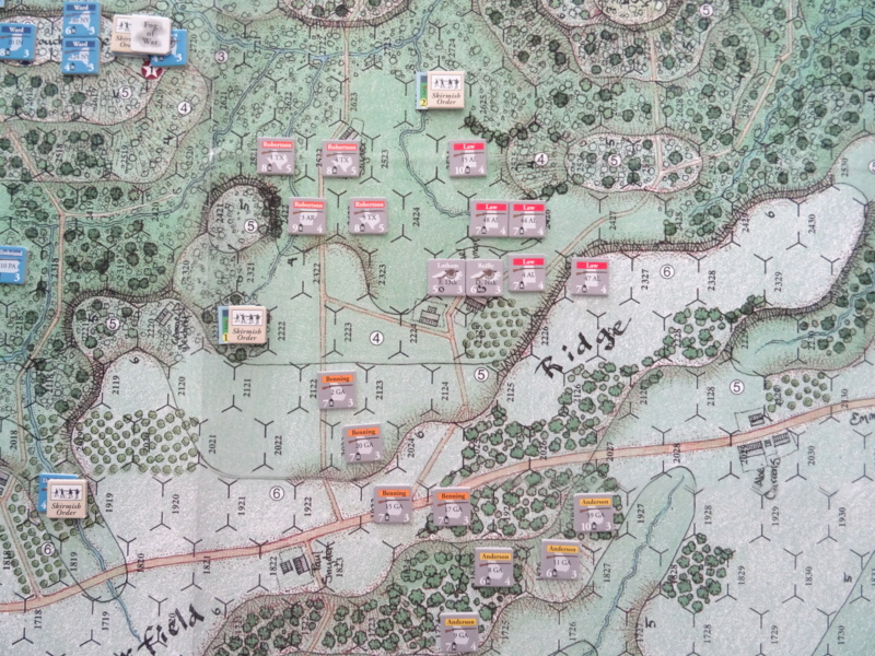 [CR] Longstreet Attacks: Hammerin' Sickles scenario Dsc04431