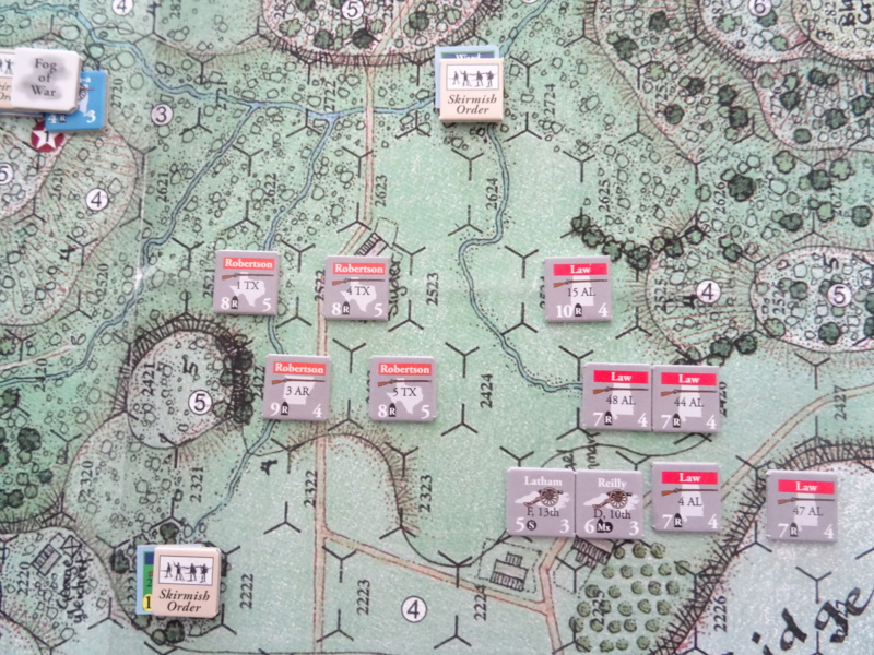 [CR] Longstreet Attacks: Hammerin' Sickles scenario Dsc04434