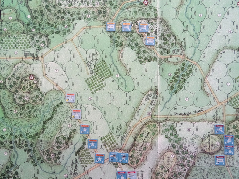 [CR] Longstreet Attacks: Hammerin' Sickles scenario Dsc04436