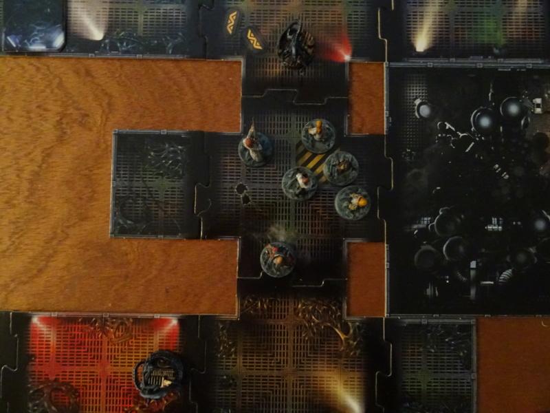 CR  The Hunt Begins  scenario  Colony 426  Dsc04454