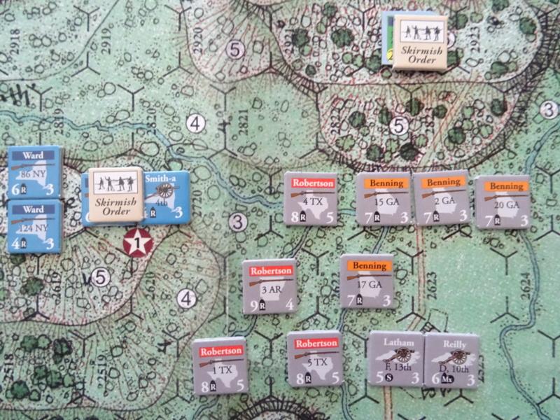 """CR Longstreet attacks """"Hammerin' Sickles"""" scenario Dsc04511"""