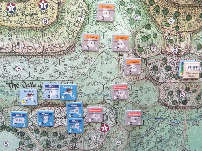 """CR Longstreet attacks """"Hammerin' Sickles"""" scenario Dsc04515"""