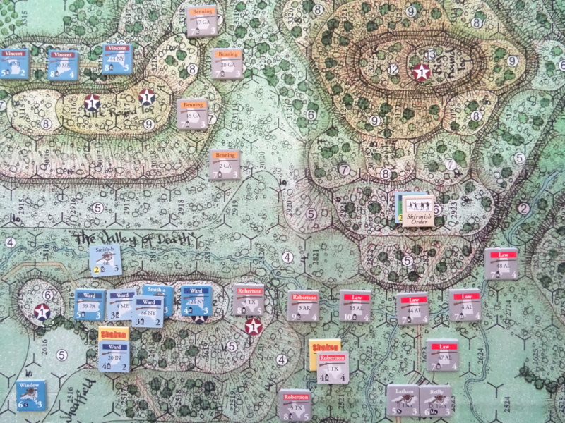 """CR Longstreet attacks """"Hammerin' Sickles"""" scenario Dsc04523"""