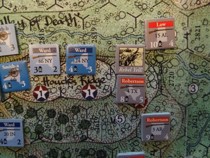 """CR Longstreet attacks """"Hammerin' Sickles"""" scenario Dsc04526"""