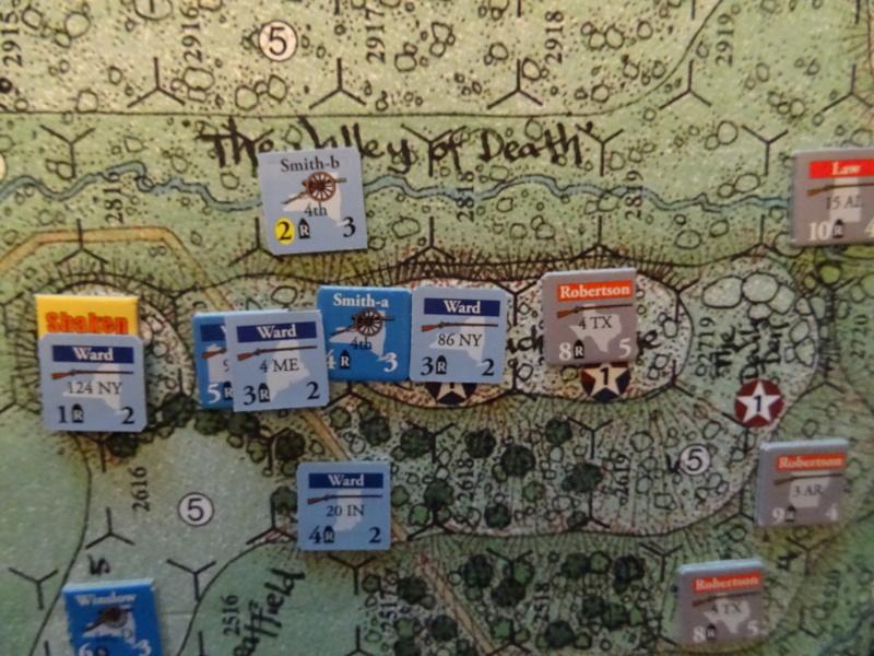 """CR Longstreet attacks """"Hammerin' Sickles"""" scenario Dsc04527"""
