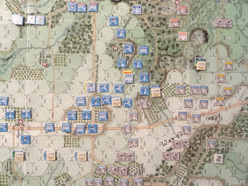 """CR Longstreet attacks """"Hammerin' Sickles"""" scenario Dsc04529"""