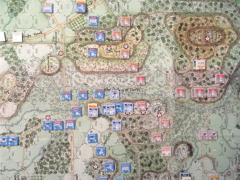 """CR Longstreet attacks """"Hammerin' Sickles"""" scenario Dsc04530"""