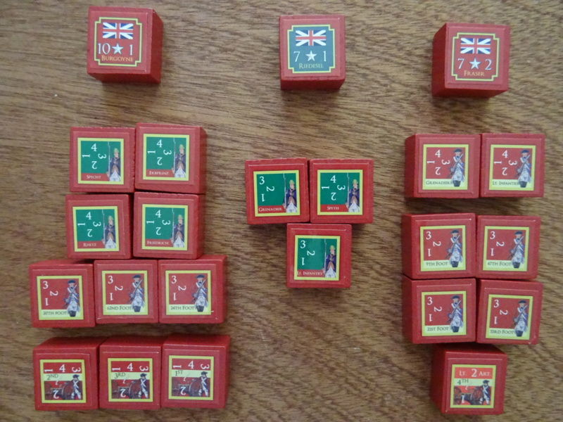 [CR] Saratoga 1777 (Worthington Games) Dsc04918