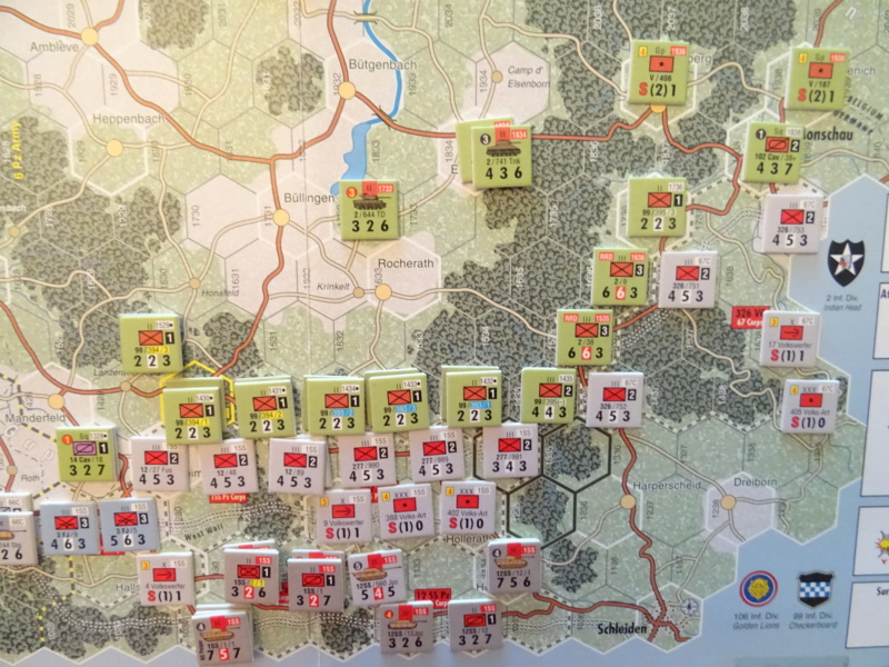 [CR] Ardennes 44 (GMT Games): Twilight of the Panzerdivisionen Dsc05420