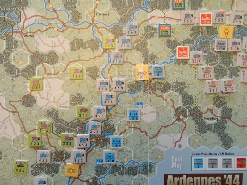 [CR] Ardennes 44 (GMT Games): Twilight of the Panzerdivisionen Dsc05424