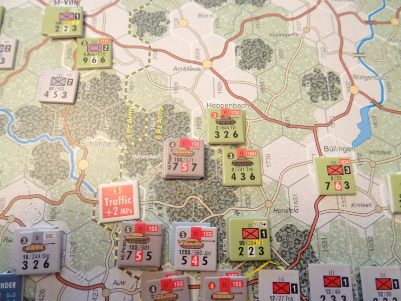 [CR] Ardennes 44 (GMT Games): Twilight of the Panzerdivisionen Dsc05429