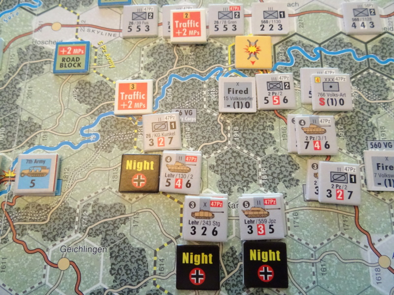 [CR] Ardennes 44 (GMT Games): Twilight of the Panzerdivisionen Dsc05430