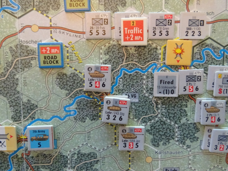 [CR] Ardennes 44 (GMT Games): Twilight of the Panzerdivisionen Dsc05431