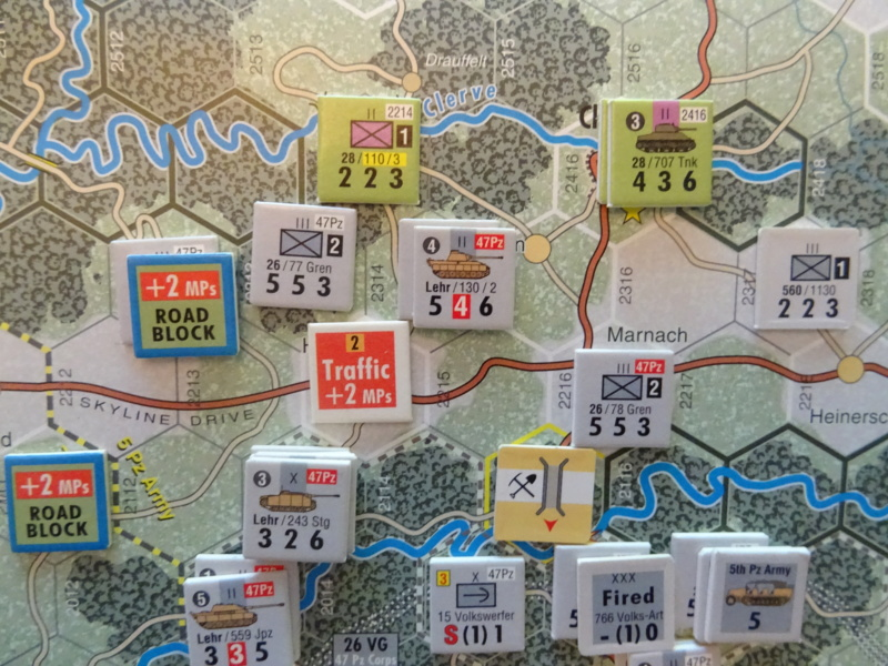 [CR] Ardennes 44 (GMT Games): Twilight of the Panzerdivisionen Dsc05432
