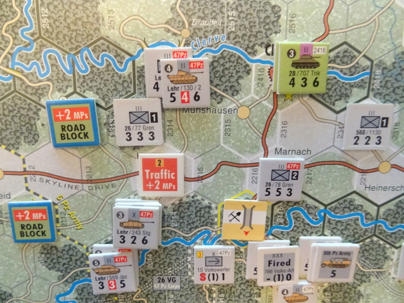 [CR] Ardennes 44 (GMT Games): Twilight of the Panzerdivisionen Dsc05433